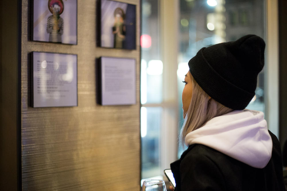 W New York Midtown Love: R&Bae Edition Living Room