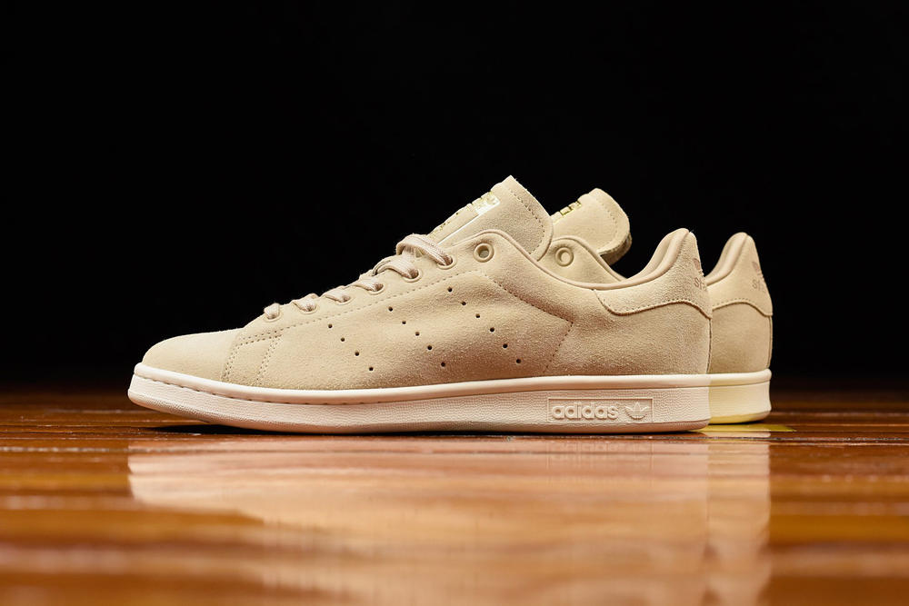 adidas Originals Stan Smith Tan Suede