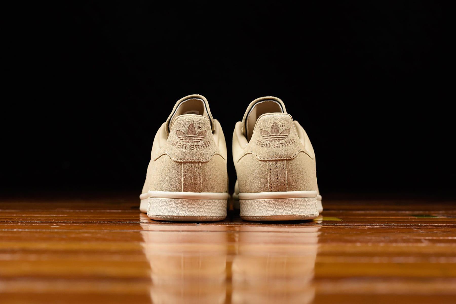 adidas Originals Stan Smith Tan Suede