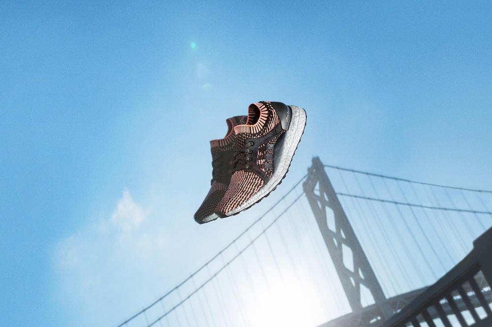 b27552220aab9f adidas Levels Up and Introduces the All-New UltraBOOST X. Designed  specifically ...