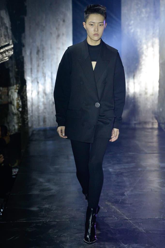 Alexander Wang NYFW 2017 Fall Winter Collection