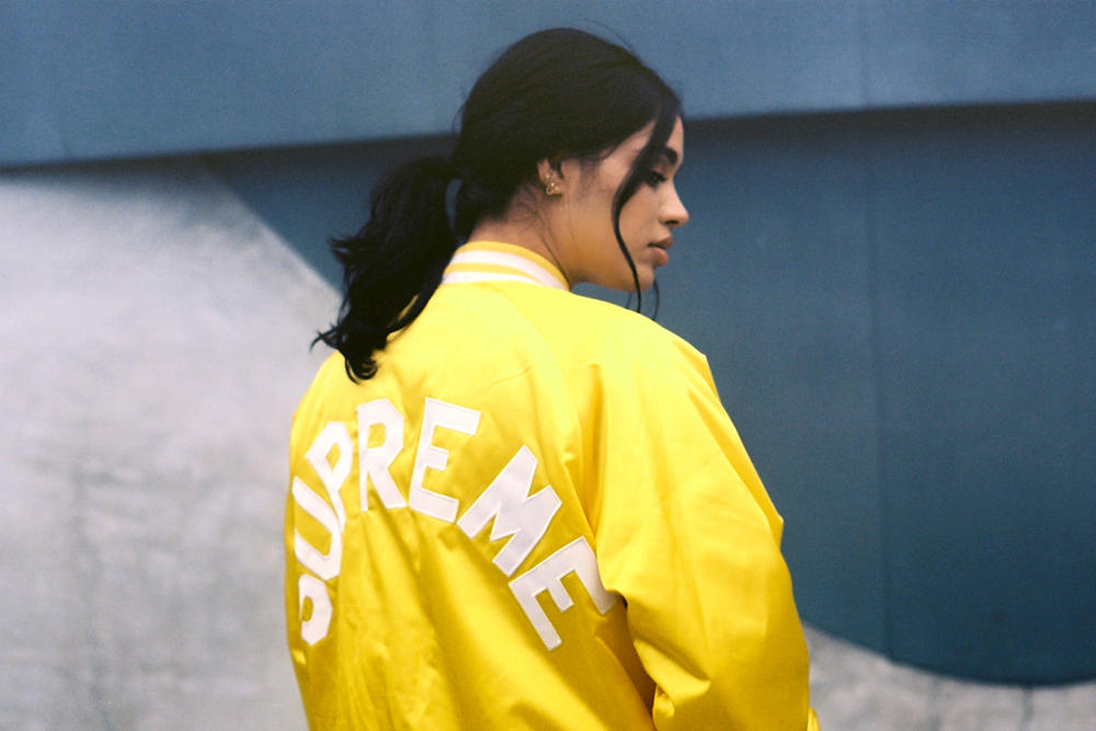 Allen Park Aleali May Streetwear Editorial