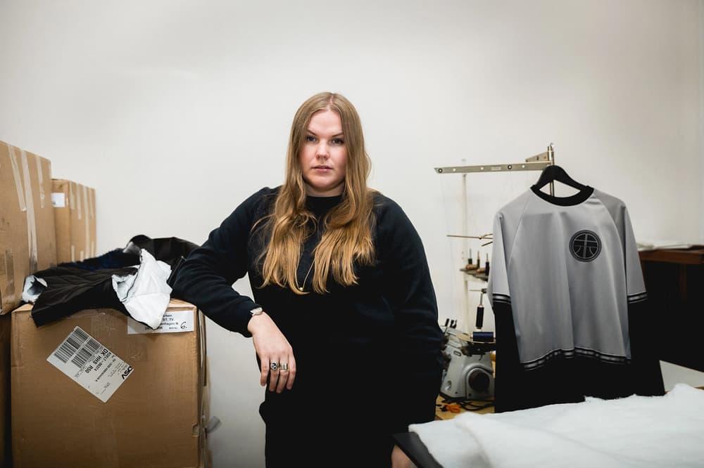 astrid andersen interview copenhagen fashion week 2017