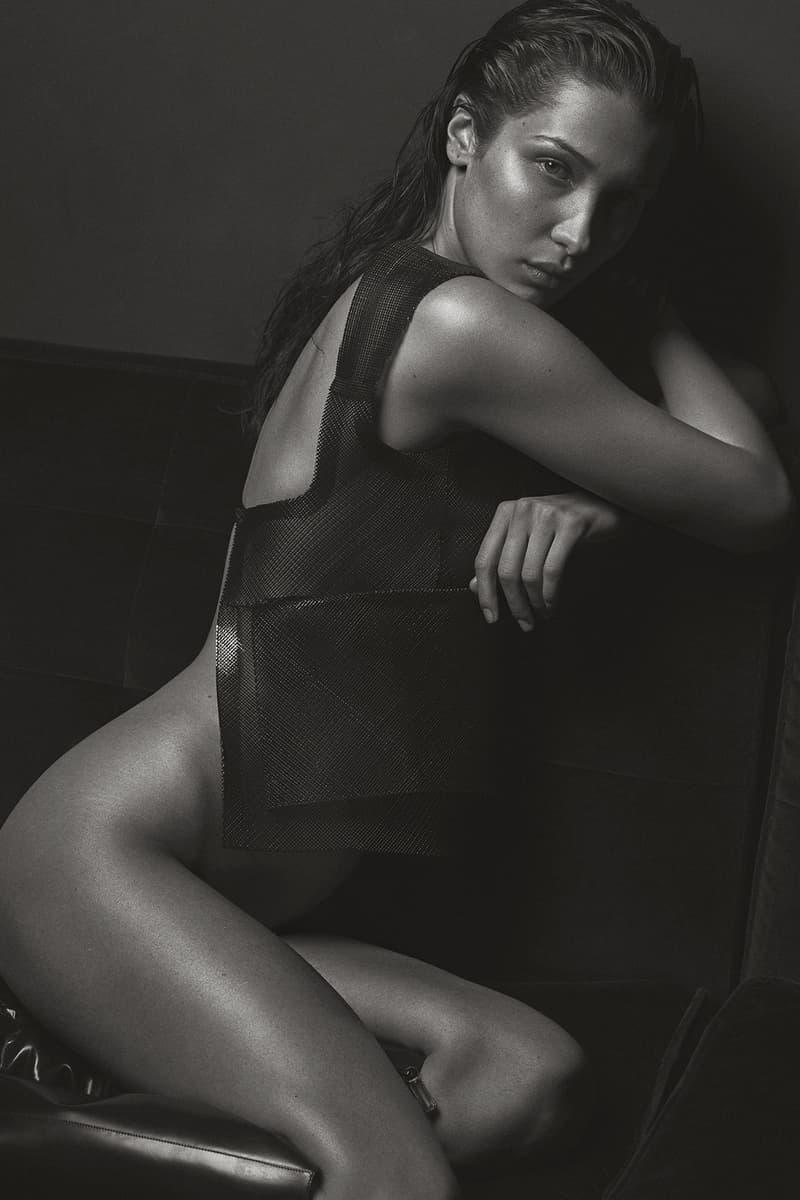 V magazine nude photos