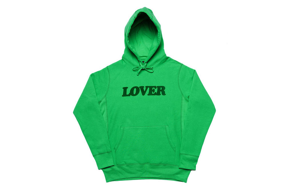 Bianca Chandon Lover Hoodie 2017 Spring Collection