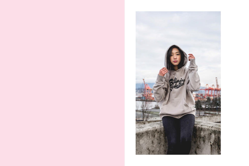 Billionaire Girls Club 2017 Spring Lookbook