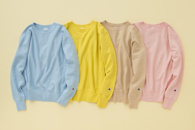 2467444d8e0d BEAUTY   YOUTH Drops Pastel Champion Sweatshirts
