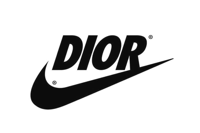 Dior Nike Collaboration 2017 Kris Van Assche