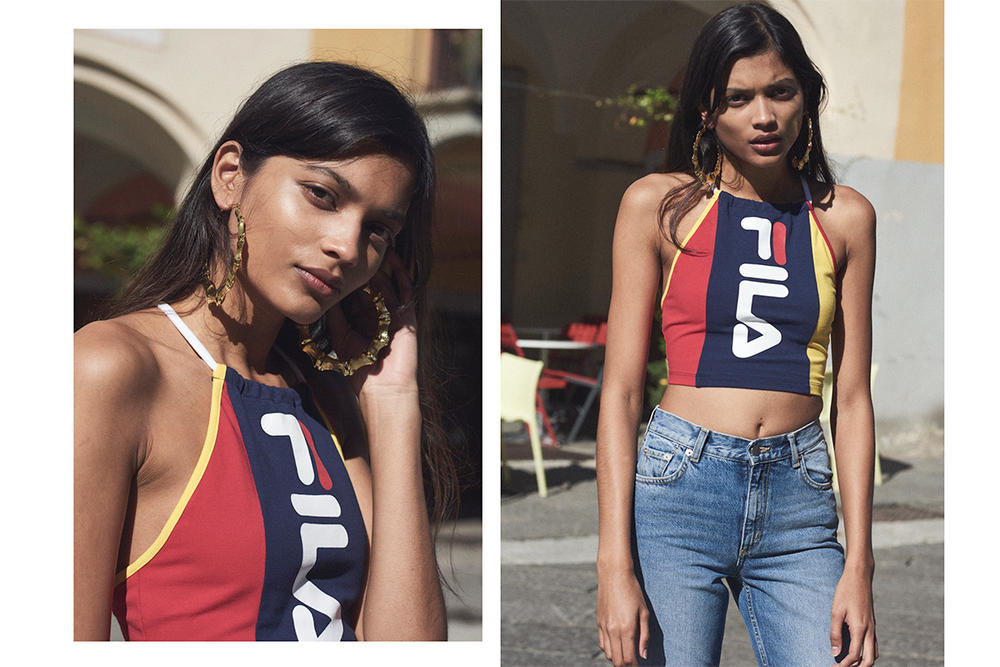 FILA 2017 Spring Summer Collection Lookbook