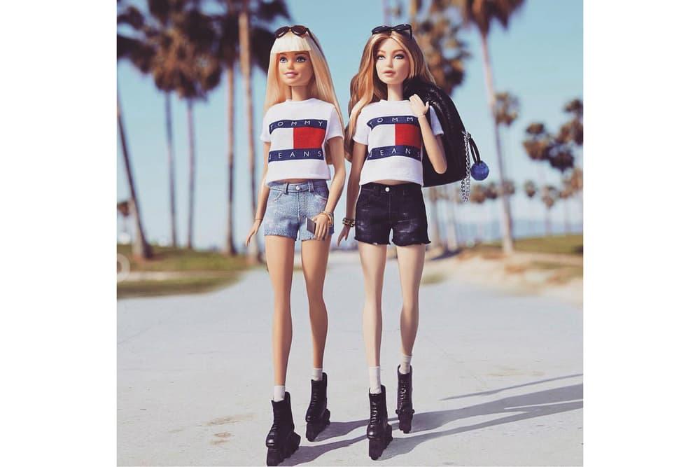 Gigi Hadid Barbie Doll