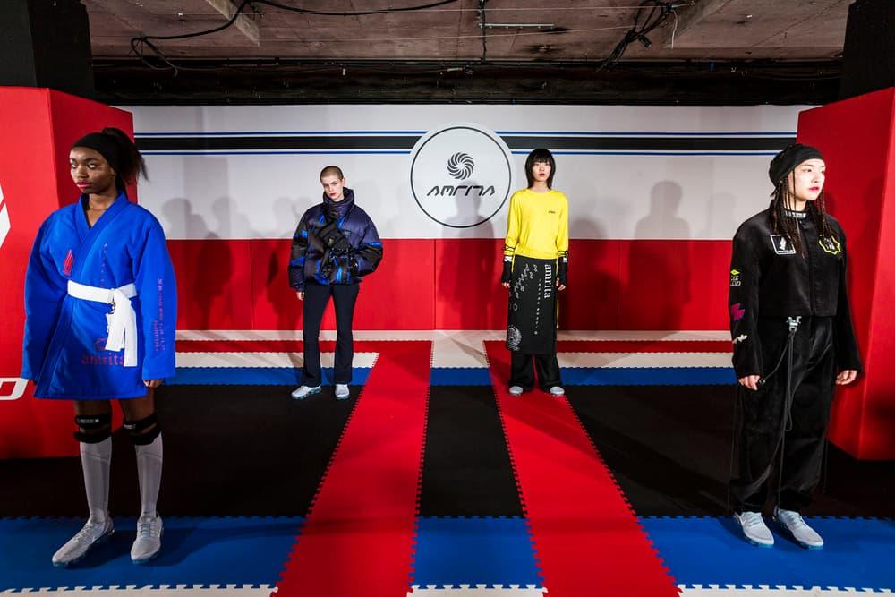 Nike Vapormax Hyein Seo 2017 Fall London Fashion Week
