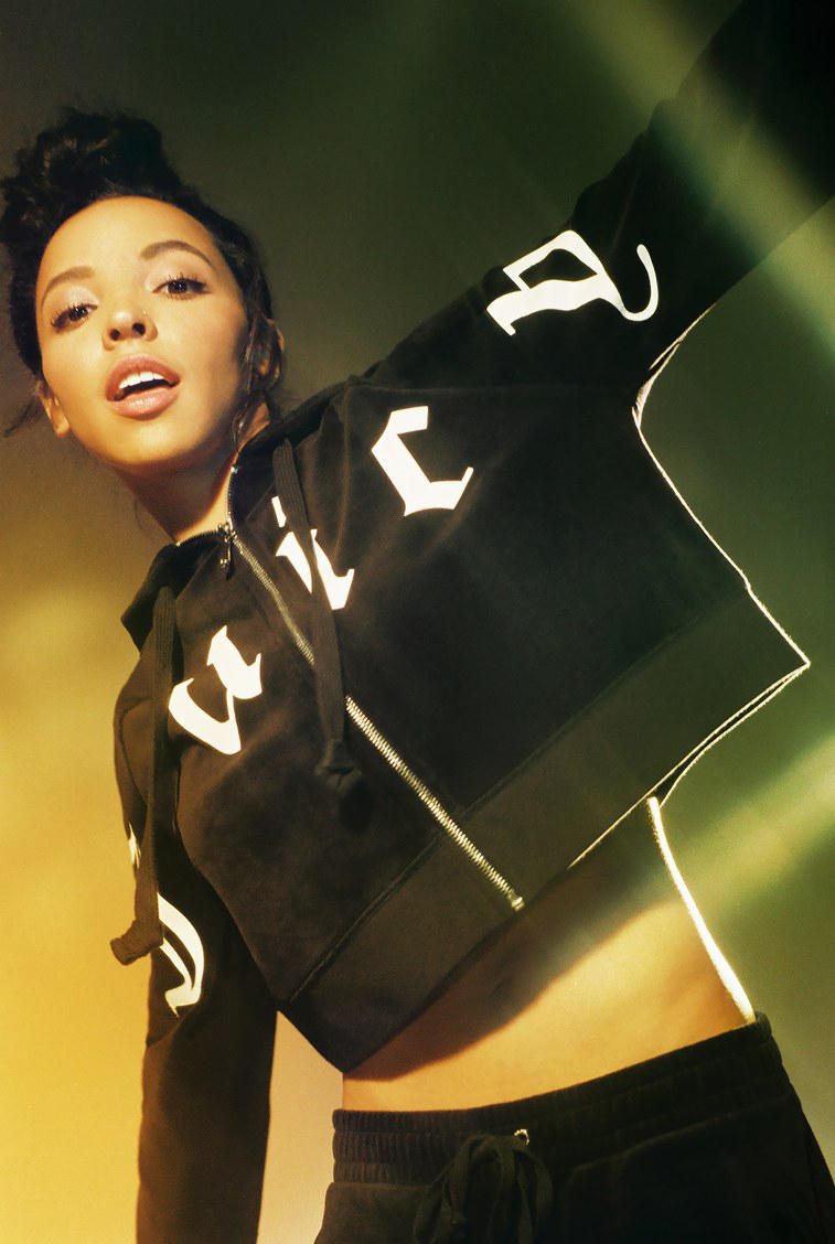 Tinashe Juicy Couture Urban Outfitters