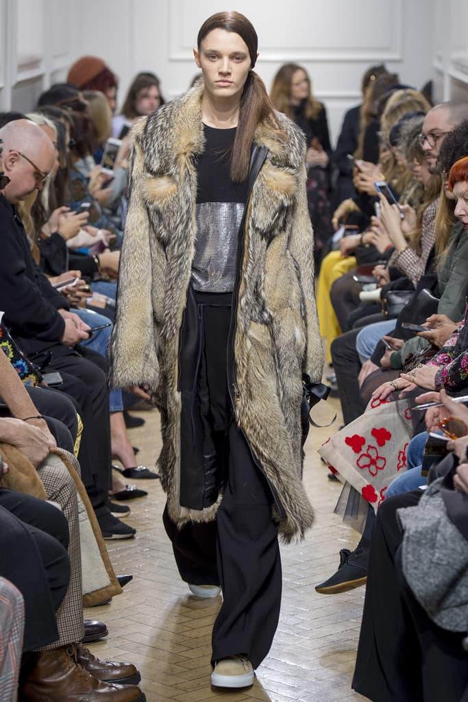JW Anderson 2017 Fall London Fashion Week