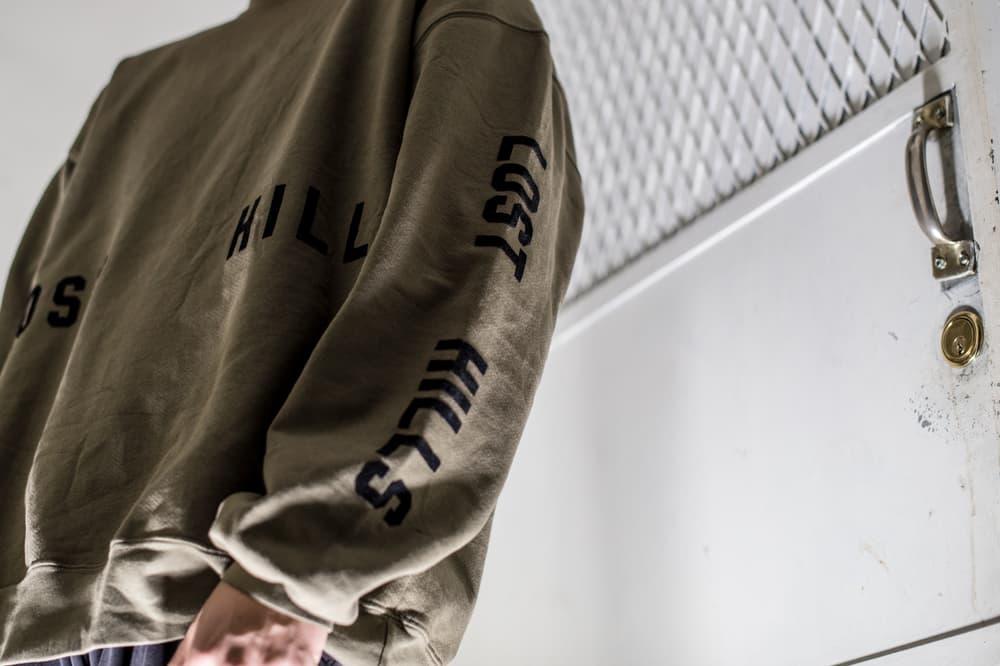 YEEZY Season 5 Invite Zine Lost Hills Sweatshirt