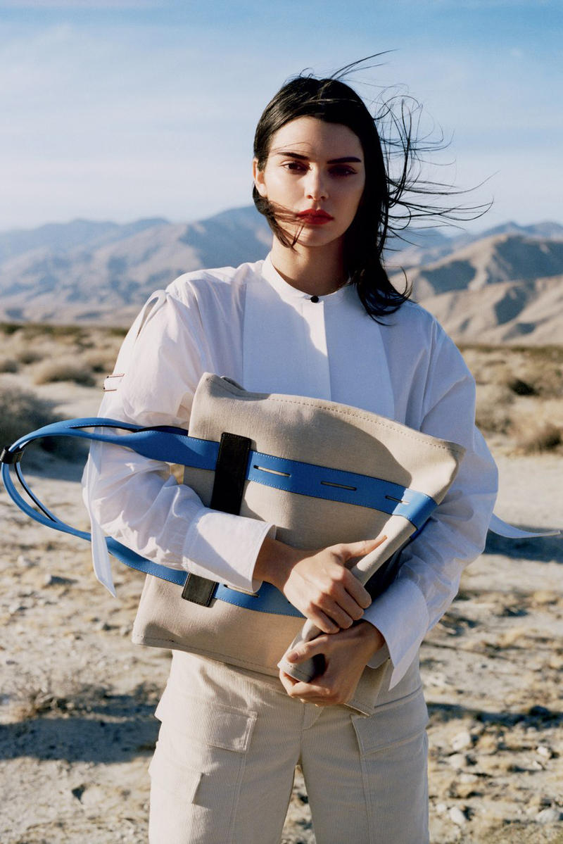 Kendall Jenner Vogue 2017 March Editorial