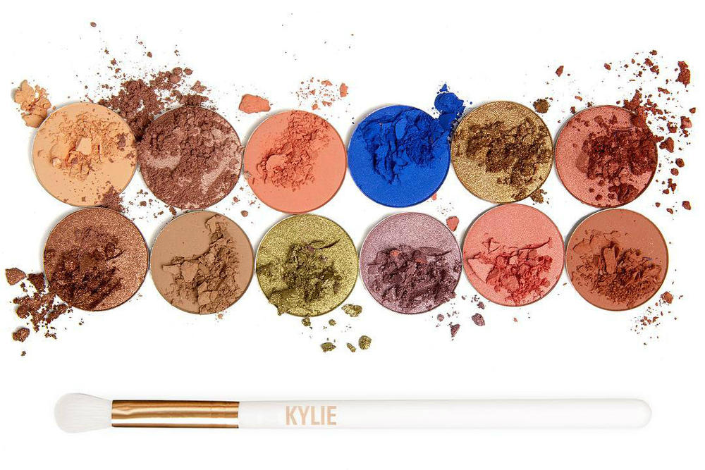 Kylie Jenner Cosmetics Royal Peach Palette