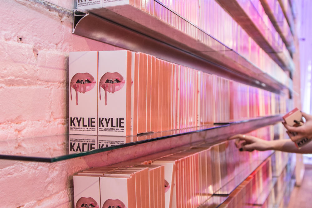 Kylie Jenner The Kylie Shop New York Pop Up