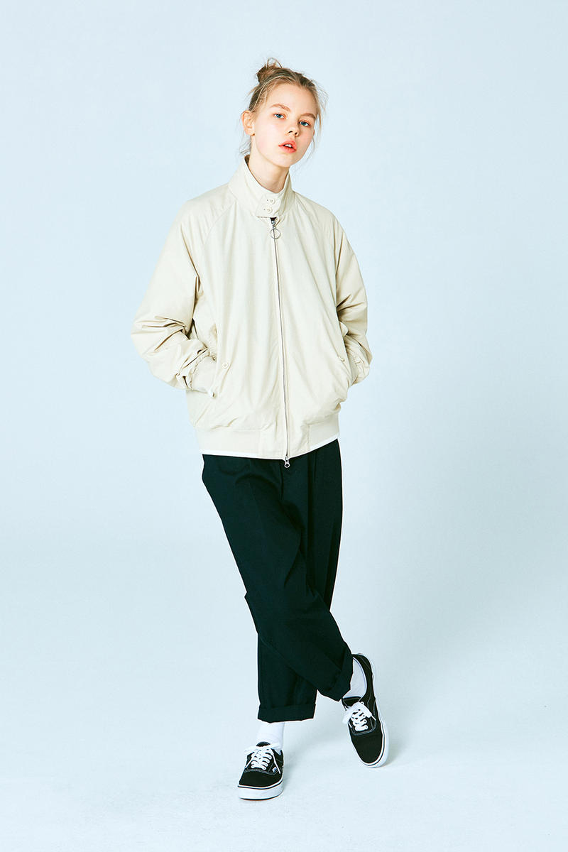 LIFUL PUMA 2017 Spring Summer Moment Collection Lookbook