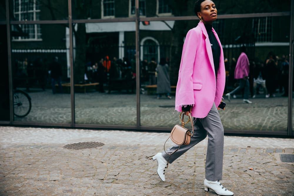 Streetsnaps London Fashion Week 2017 street style