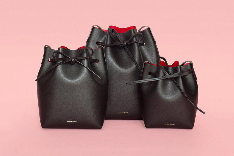 Mansur Gavriel Candy Shop 2017 Spring Summer