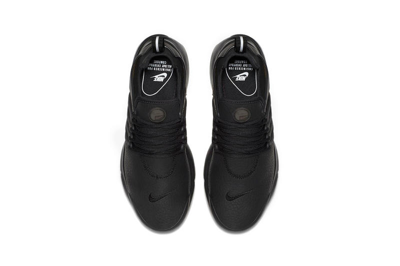 Nike Air Presto Premium Black Out