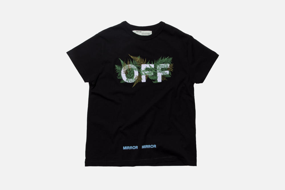 e4d62fe1f7b0 OFF-WHITE Mirror Mirror T-Shirts Are Now Available