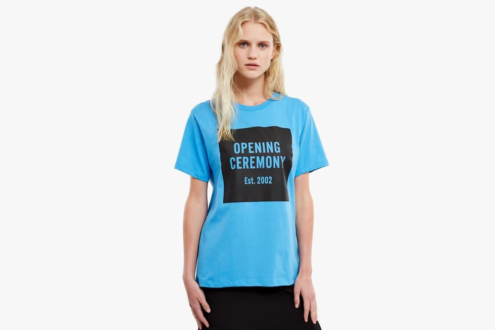 Opening Ceremony Logo T Shirt