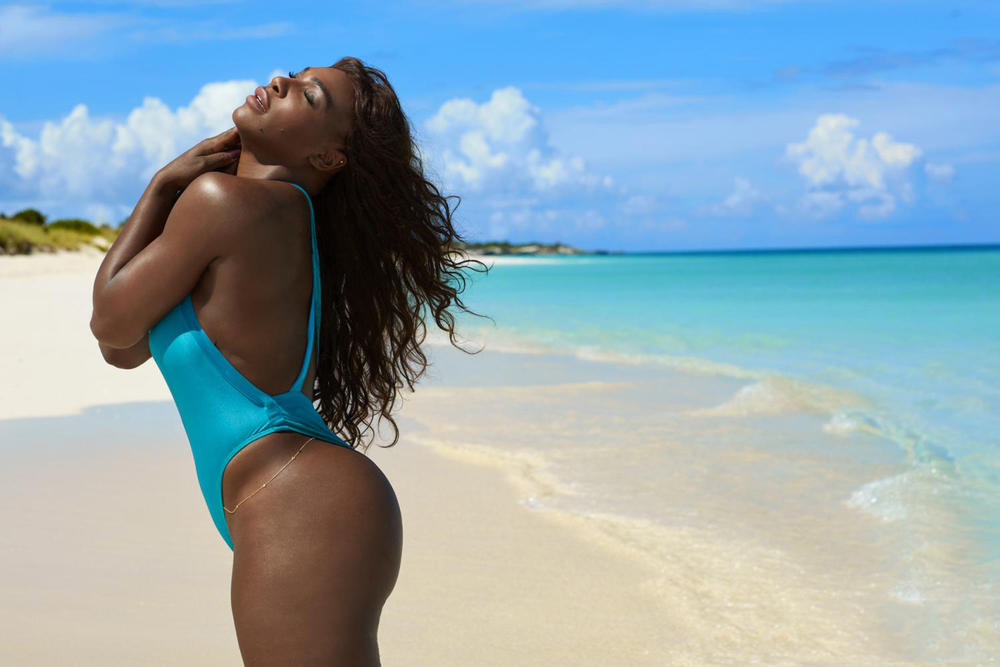 Serena Williams Sports Illustrated Swimsuit Issue 2017
