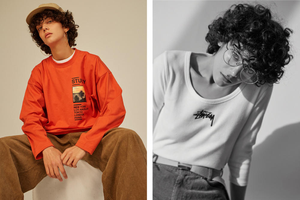 Stussy Women's 2017 Spring/Summer Lookbook