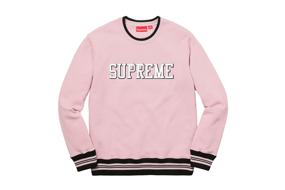 Supreme 2017 Spring/Summer Collection