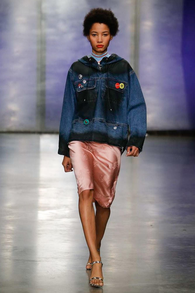 Topshop Unique 2017 Fall London Fashion Week