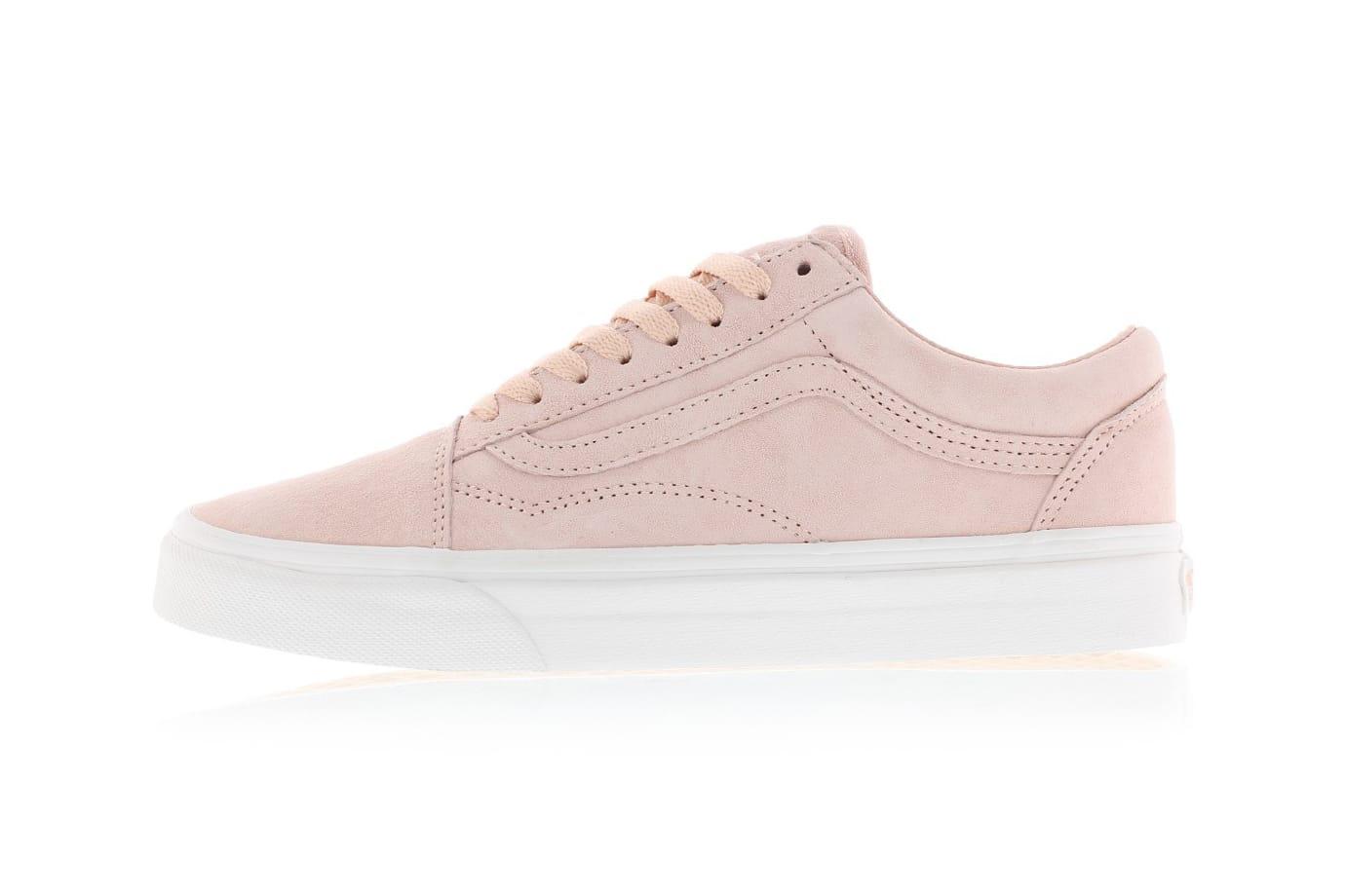 Vans UA Old Skool Drops in Baby Pink
