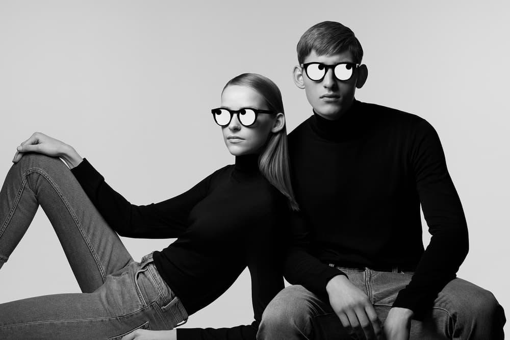 Lernert Sander Ace Tate Capsule Eyewear Collection emoji