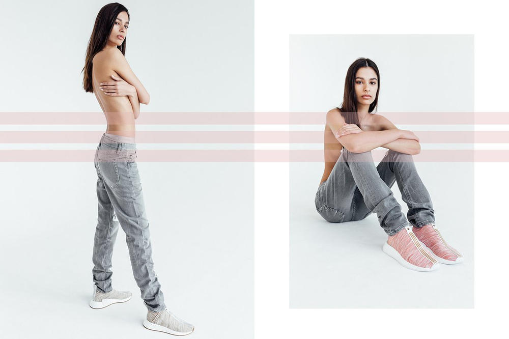 adidas Consortium x KITH x NAKED NMD CS2 Lookbook