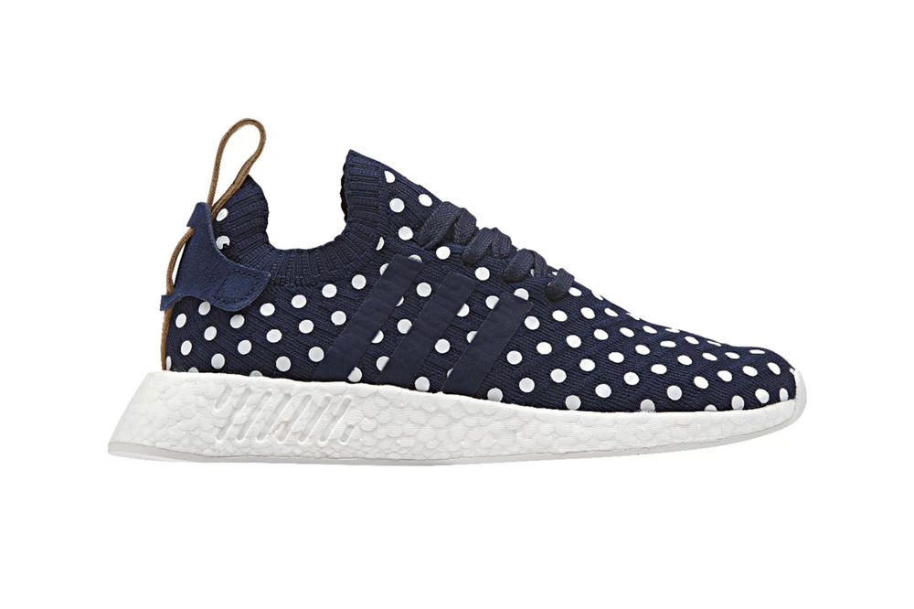 promo code 4687a 2205b adidas Drops Polka Dots on the NMD R2 Primeknit | HYPEBAE