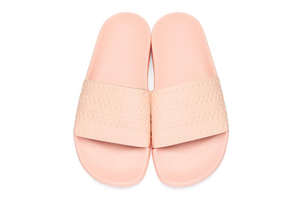 adidas Adilette Slides Pastel Pink