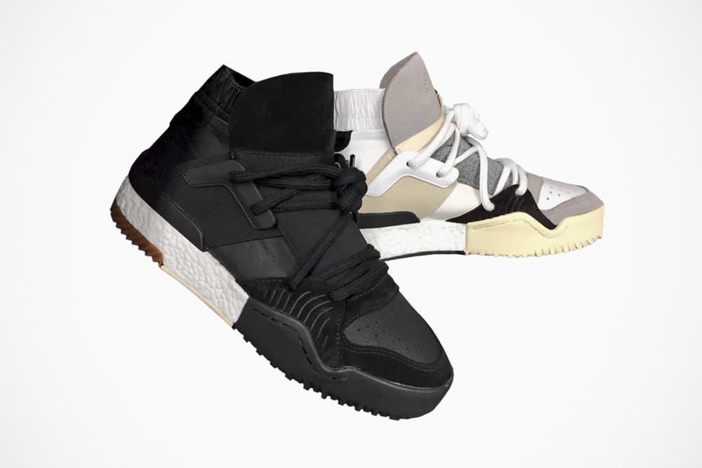 Alexander Wang adidas Originals AW BBall Sneaker  79a69e697