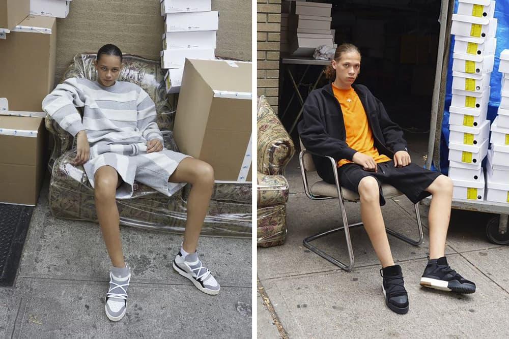 Alexander Wang adidas Originals AW BBall Sneaker