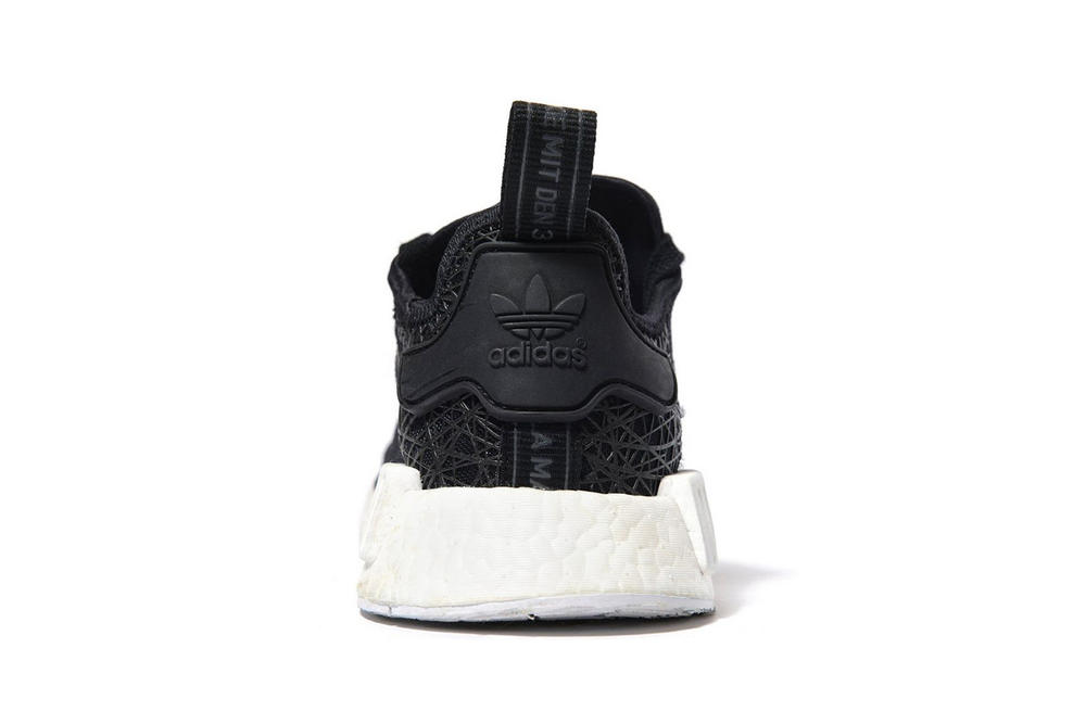 adidas Originals NMD R1 Black Dark Grey