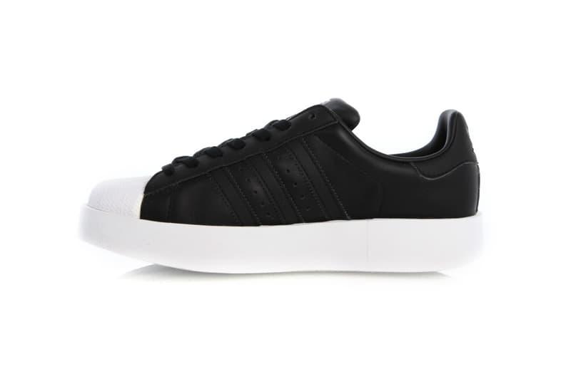 adidas Originals Superstar Bold Core Black
