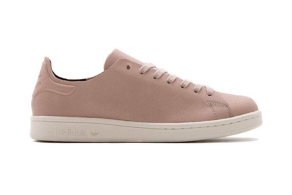 adidas Stan Smith Nude Pink Maroon