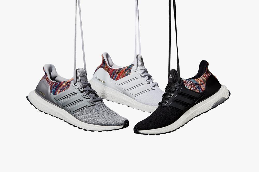 adidas UltraBOOST Multicolor Heel miadidas