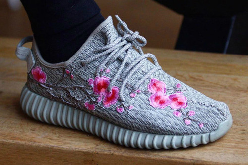 77e328d38b YEEZY BOOST 350 Is Pretty in Pink With a