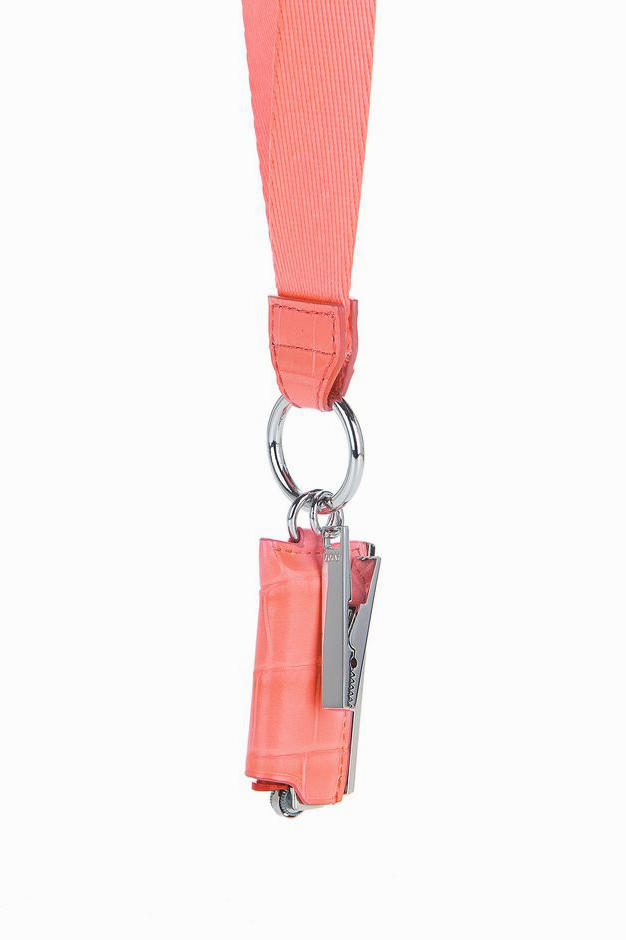 Alexander Wang 2017 Spring Lighter Case Necklace Jewelry