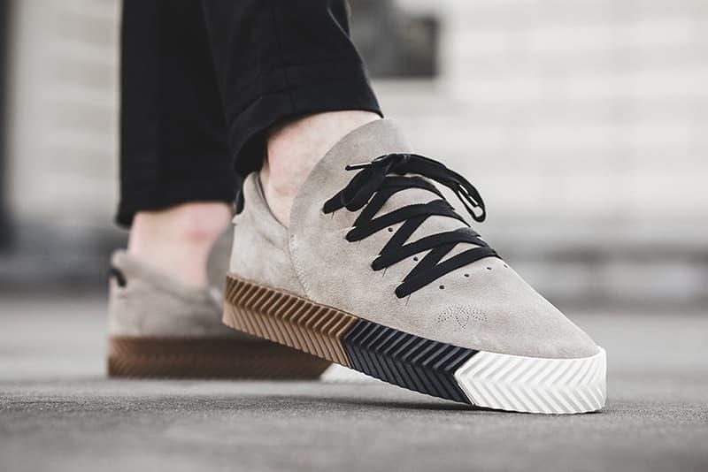 adidas Originals Alexander Wang Skate Shoes Sneaker Collection