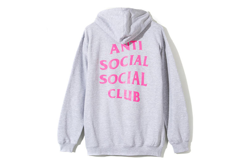 Anti Social Social Club 2017 Asia Exclusive Collection Neek Lurk