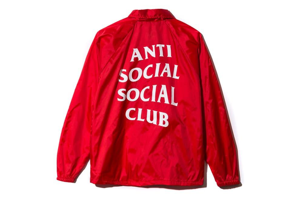 Anti Social Social Club Asia Exclusive Drop