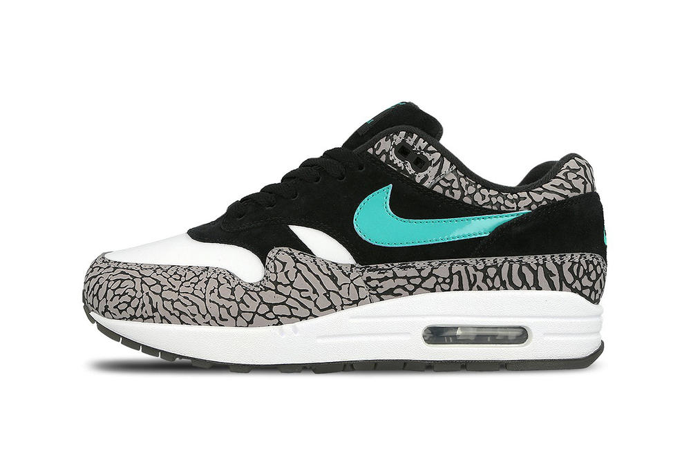 80cb82e465 Ladies first at MAHA Amsterdam's Nike Air Max 1 atmos Elephant Drop ...