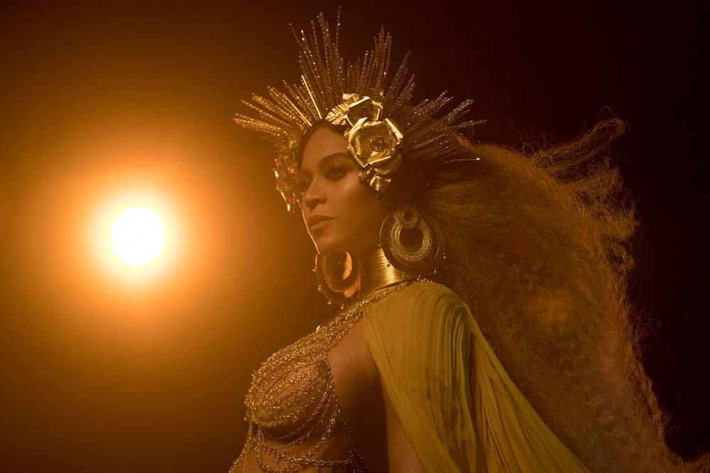 Beyonce 2017 Grammys Performance