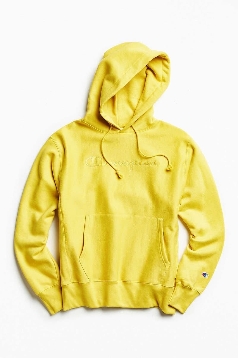 Champion Reverse Weave Monochrome Sweatshirts Urban Outfitters